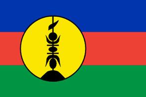 flagge-New-Caledonia