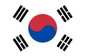 flagge-korea