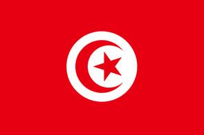 flagge-Tunisia